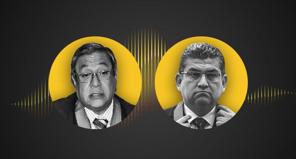 El juez superior Fernando Padilla Rojas es el actual presidente de la Sexta Sala Penal para procesos con Reos Libres de la Corte Superior de Lima. Conversó con Walter Ríos para solicitar apoyo para una trabajadora jurisdiccional.