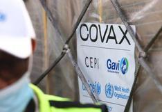 OPS anuncia posible fecha de entrega a Perú de las 276 mil vacunas de Astrazeneca vía Covax Facility