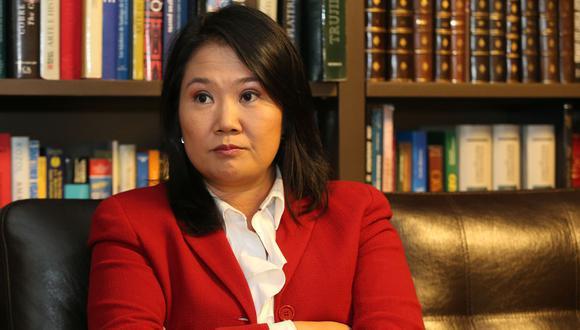 Keiko Fujimori afronta un pedido fiscal de 30 años de cárcel (Imagen: El Comercio)