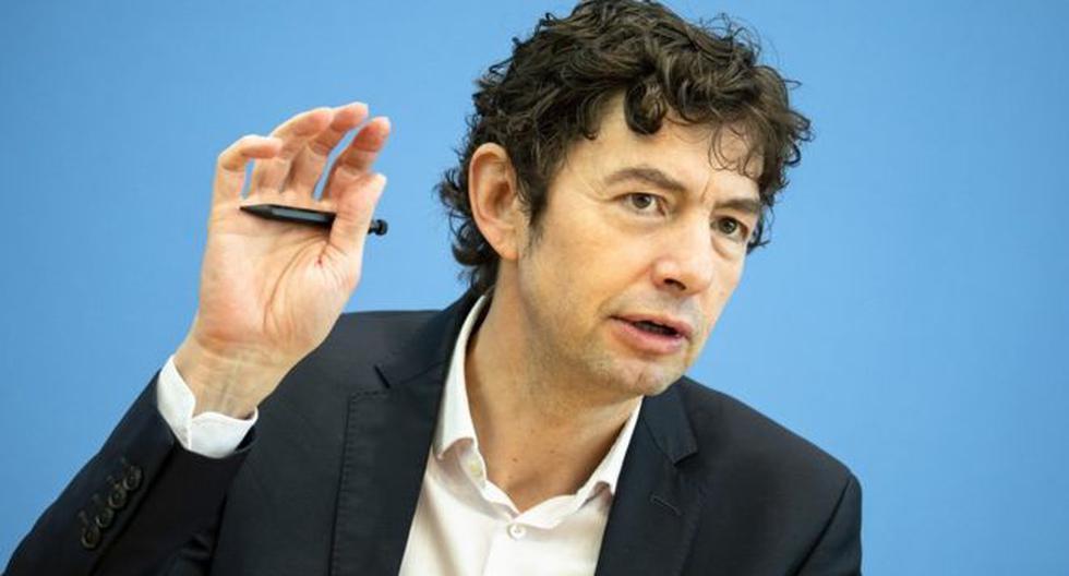 El pódcast del virólogo Christian Drosten sobre el covid-19 es el más popular en Alemania y Austria. (Getty Images)