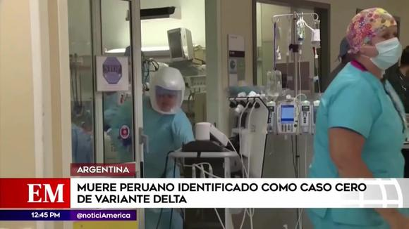 Argentina: The case of the Peruvian delta variant was identified as zero