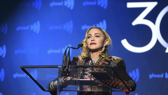 Madonna ha retrasado el inicio de su nueva gira mundial, Madame X Tour.(Foto: AFP)