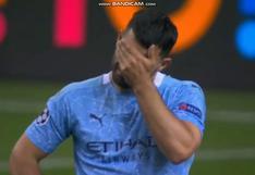 Manchester City vs. Chelsea: el llanto del 'Kun' Agüero tras perder la final de Champions League [VIDEO]