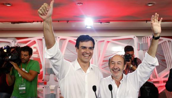 Pedro Sánchez: el nuevo líder del partido socialista español