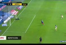 América vs. Monterrey: Funes Mori anotó de penal el 1-0 de los 'Rayados' por Liga MX | VIDEO