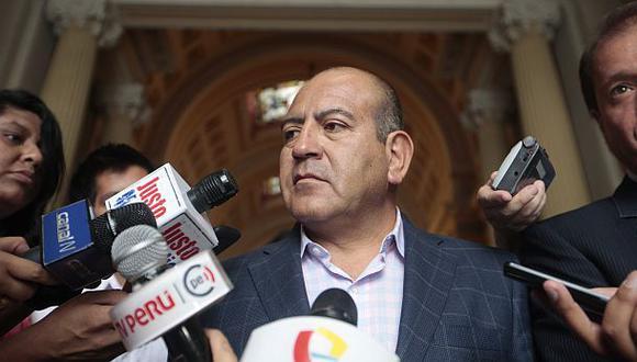 Rivera Ydrogo: Toledo fue a reunión con empresarios de Antalsis