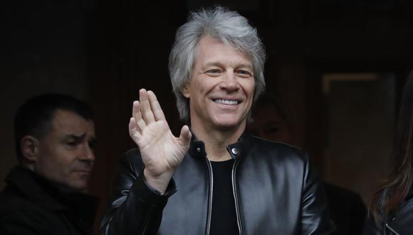 Jon Bon Jovi asegura ya no se ve haciendo una gira cuando esté en la tercera edad. (Foto: Tolga Akmen / AFP)