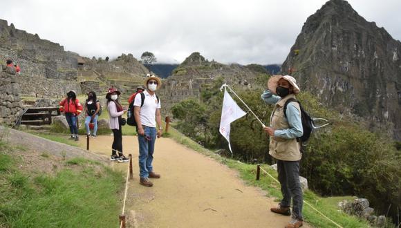 La atención al público en museos y monumentos arqueológicos quedará suspendida en cuarentena. (Foto: Ministerio de Cultura)