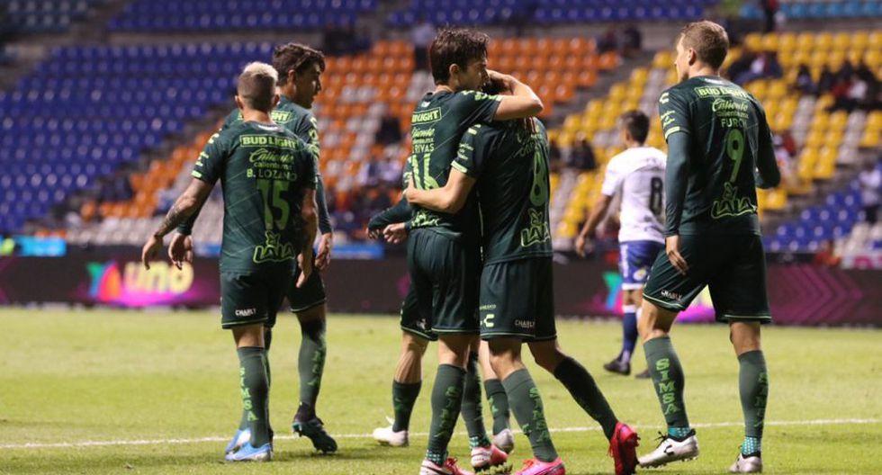 Santos Laguna dejó escapar dos puntos en la última jugada en su visita a Puebla por el Clausura 2020 de la Liga MX
