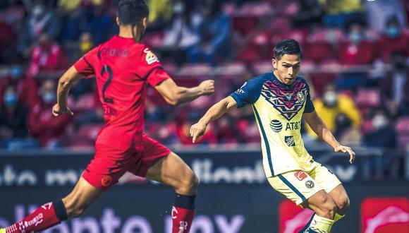 Toluca se hizo fuerte en casa y vence al América por la fecha 9 del Apertura 2021.