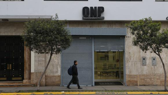 El efecto de la ley de retiro de fondos de la ONP es tener efectivo ahora, pero a largo plazo puede ser nocivo.  (Foto: GEC)