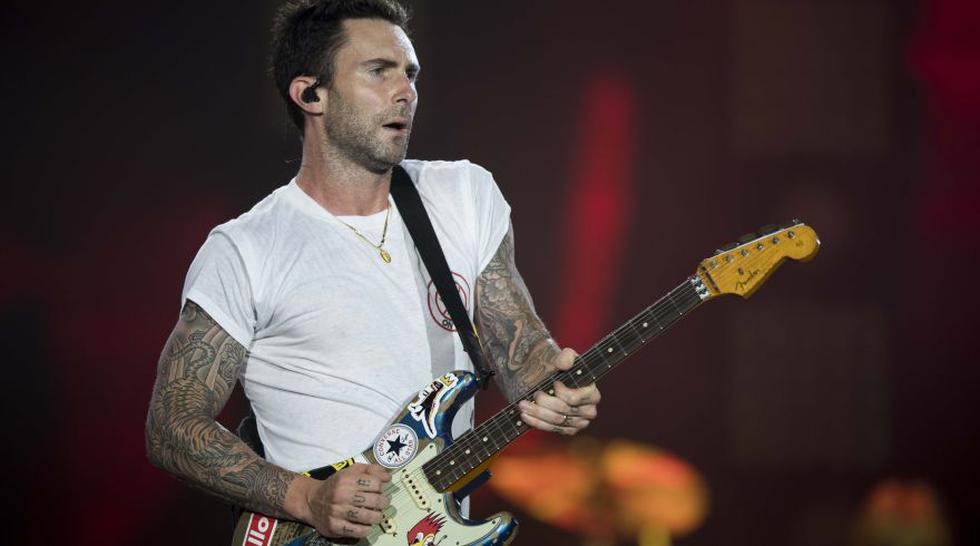 Maroon 5 se presentó el último sábado en el festival de Rock in Rio. La banda liderada por Adam Levine ofrecerá un concierto este martes 19 de setiembre en el Estadio Nacional. (Fotos: Agencias)