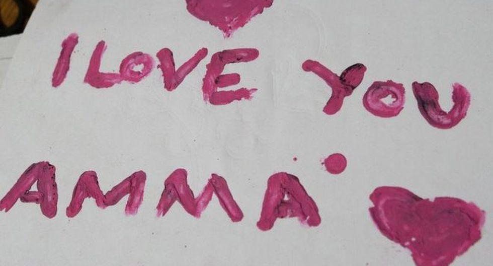 La consejera señaló que la niña habló del cariño que le tenía a su madre. Foto: NEBULA MP, vía BBC Mundo