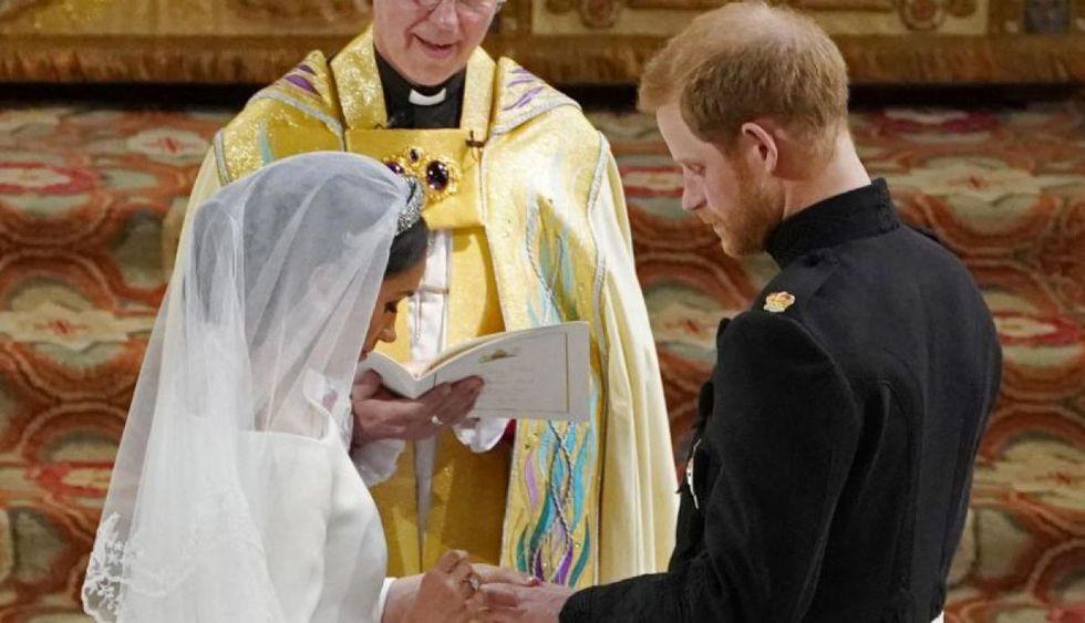 Las mejores fotos de la boda del príncipe Harry y Meghan Markle