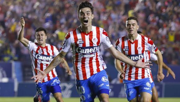 Pachuca cayó 2-0 ante Atlético San Luis en el estadio Hidalgo por el Apertura 2019 de la Liga MX   VIDEO. (Foto: Twitter)