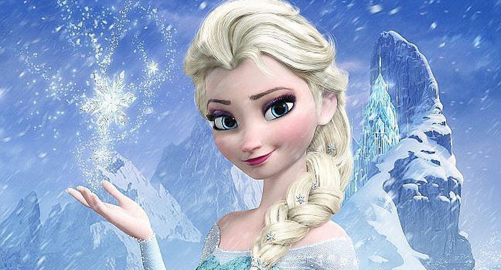 Frozen 2 10 Detalles Curiosos De Elsa Anna Olaf Y Demas Que Muy