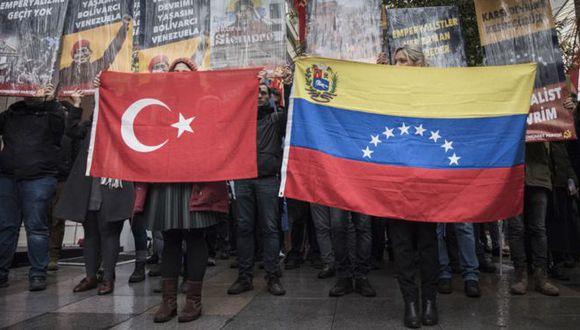 La cuestión venezolana traspasa las fronteras del continente. (Getty Images vía BBC)