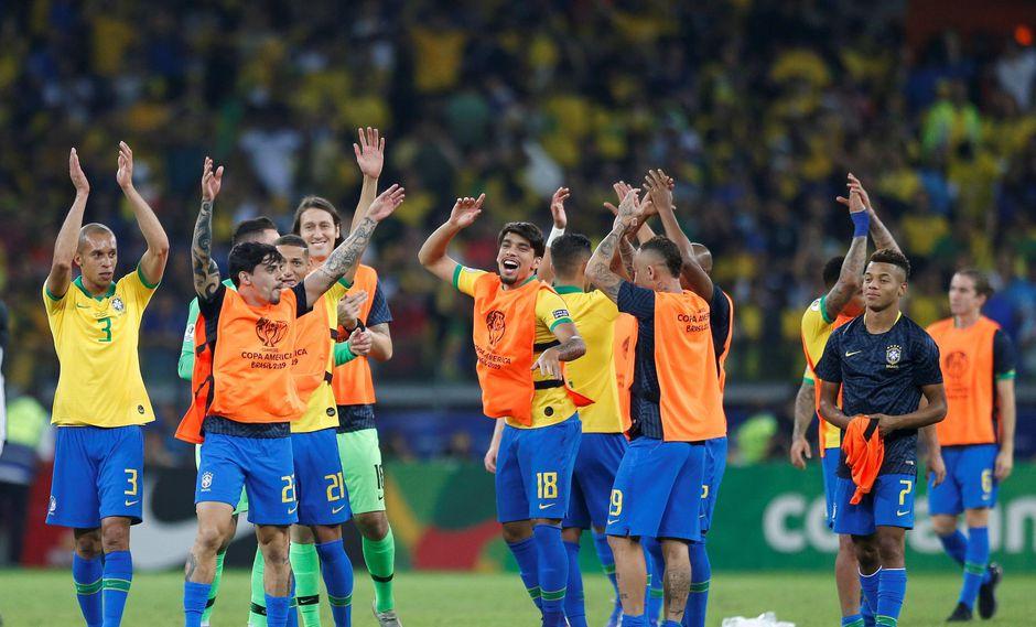 Brasil a la final de la Copa América 2019: 1x1 del 'Scratch' en el triunfo frente a Argentina.   Foto: EFE