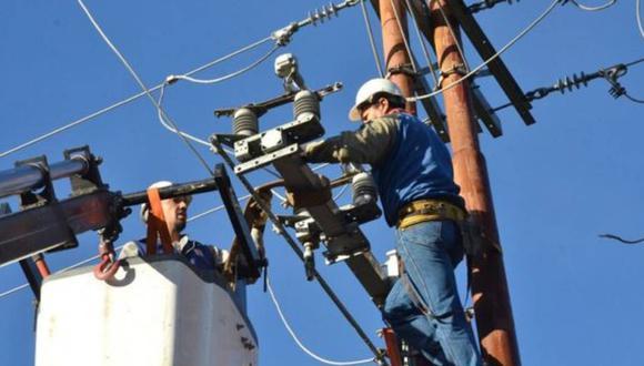 Los trabajos, según Enel, se realizan para mejorar la calidad del servicio. (Foto: GEC)