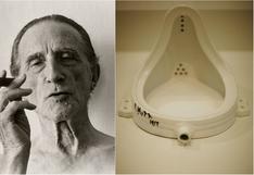 """Marcel Duchamp y el urinario que revolucionó la escena artística: """"Fontaine"""""""