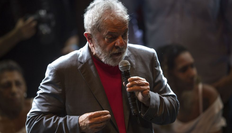 En 2017, Lula da Silva fue condenado por Moro a 9 años y medio de cárcel por corrupción pasiva y lavado de dinero. (Foto: AFP)