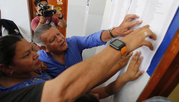 César Acuña también señaló que es una obligación del Congreso revisar los decretos de urgencia emitidos por el Ejecutivo. (Foto: Francisco Neyra / GEC)