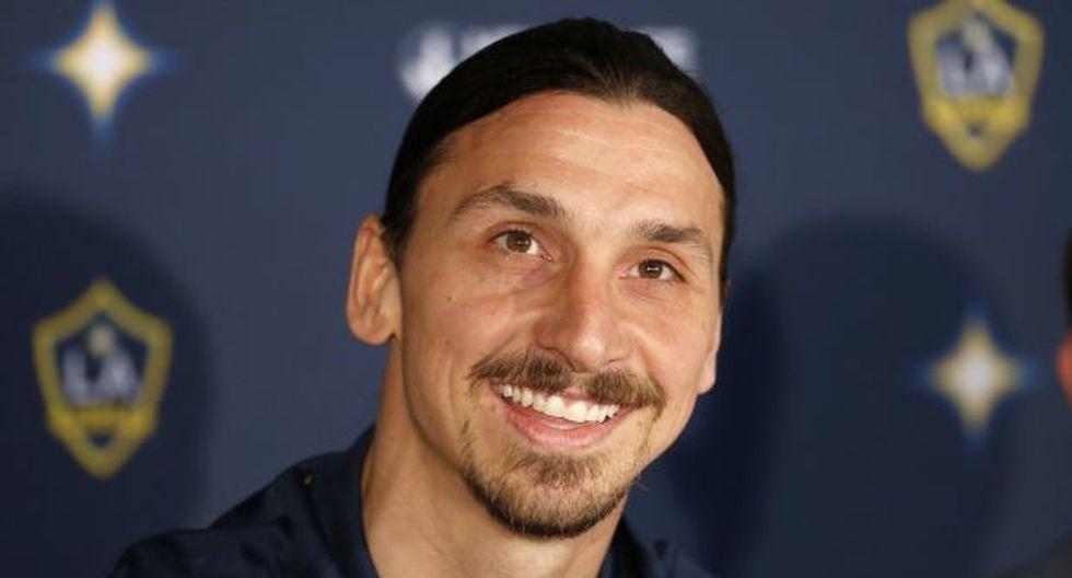 Zlatan Ibrahimović se hizo fan de Los Angeles Lakers. (Foto: Agencias)