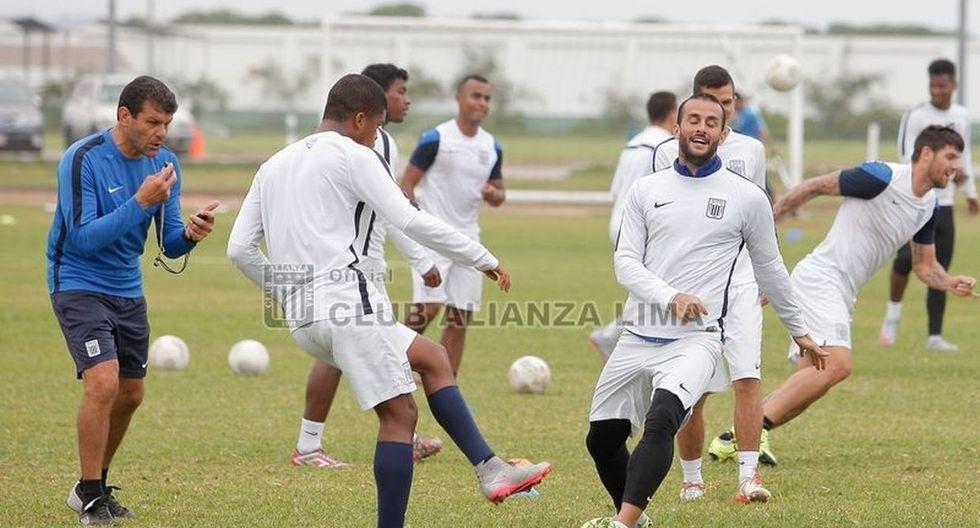Reimond Manco se pone a punto para debutar con Alianza Lima - 13