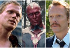 """""""WandaVision"""": Paul Bettany, el actor cuya carrera """"había terminado"""" y que ahora brilla en Marvel Studios"""