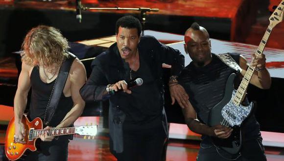 """Lionel Richie se convirtió en el """"monstruo"""" de Viña del Mar"""