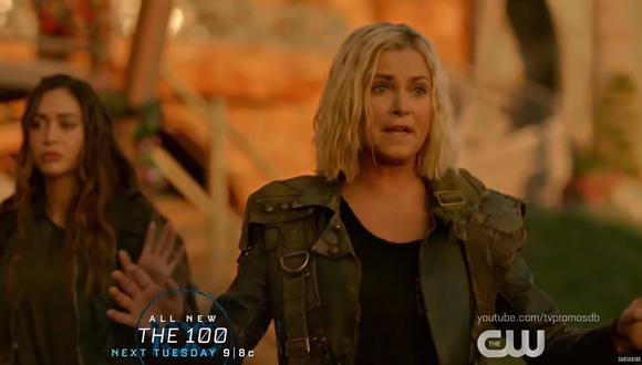 """Tráiler, sinopsis, qué pasará y cómo ver online el episodio 3 de la temporada 6 de """"The 100"""" (Foto: The CW)"""