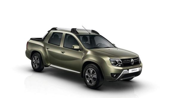 Llegó la primera pick-up de Renault: Duster Oroch [VIDEO]