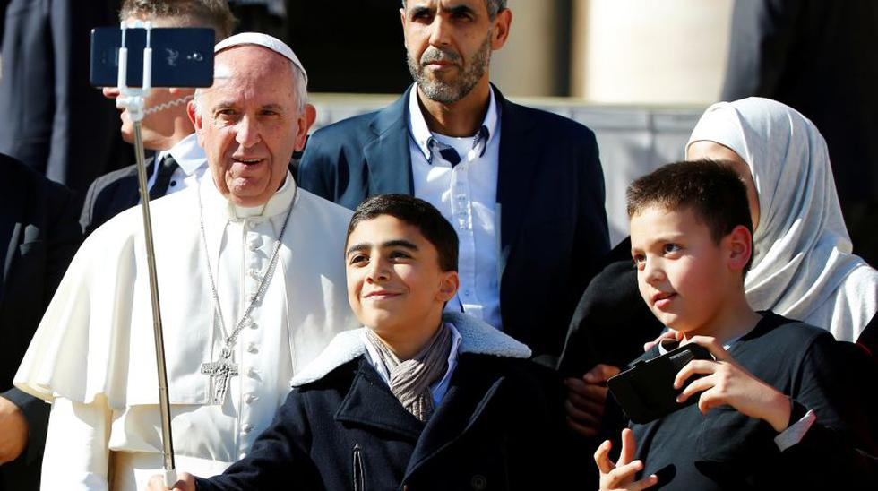 Vaticano: Multitud celebra el día de San Juan Pablo II [FOTOS] - 2