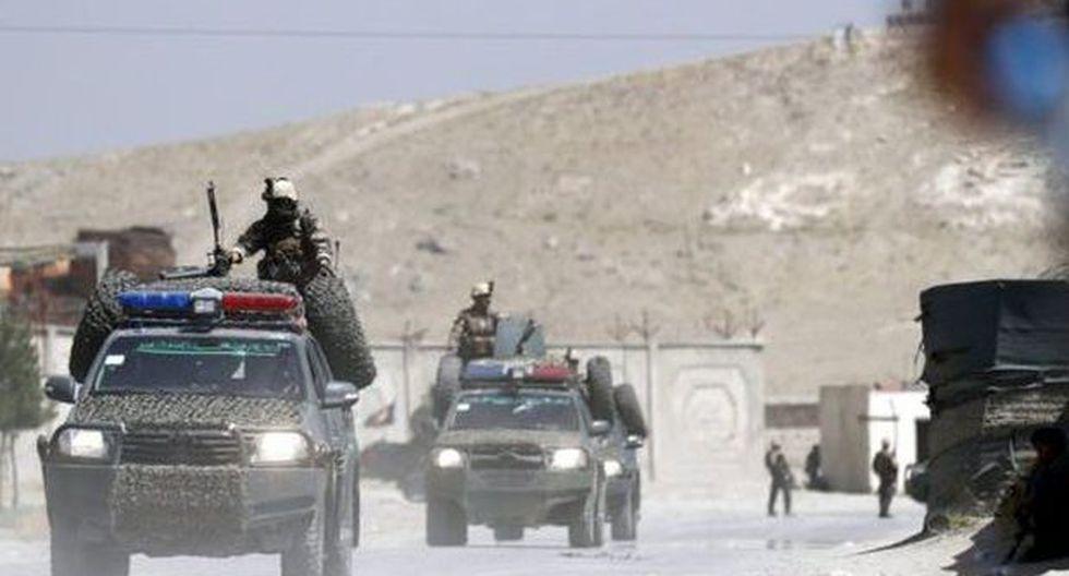 Afganistán: 4 muertos dejó ataque contra base militar de EE.UU.