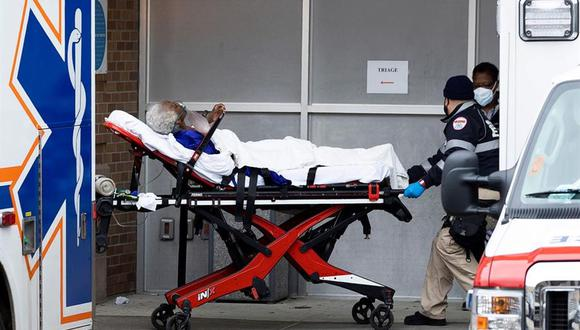 Coronavirus en Estados Unidos | Últimas noticias | Último minuto: reporte de infectados y muertos hoy, martes 8 de diciembre del 2020 | COVID-19 USA | (Foto: EFE/EPA/JUSTIN LANE).