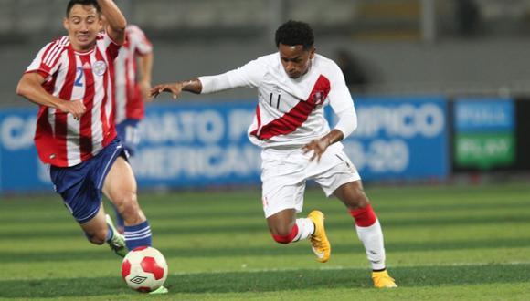 Perú vs. Paraguay: el lujo de Yordy que enfadó a guaraníes