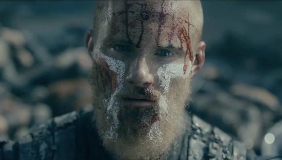 """Bjorn Ironside tuvo una de las muertes más heróicas de """"Vikings"""" (Foto: History)"""