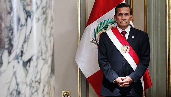 Humala en caída libre: oposición critica falta de liderazgo