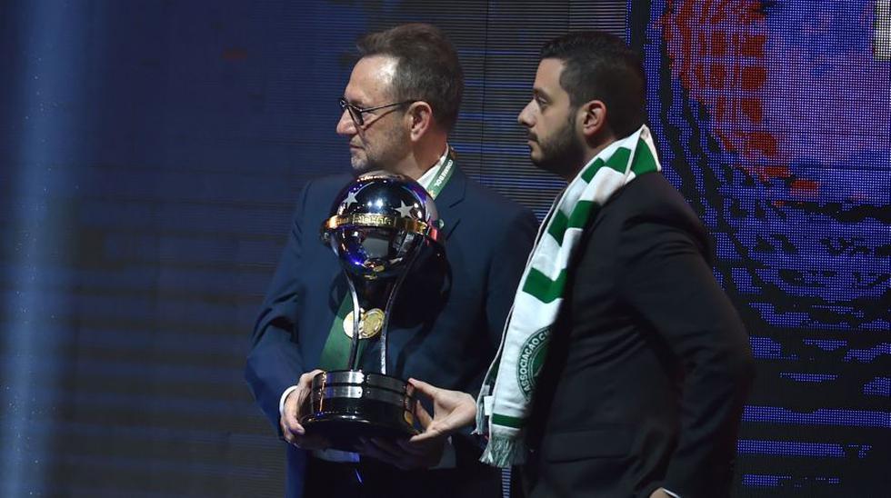 Copa Libertadores: así se vivió el sorteo del torneo [GALERÍA] - 2
