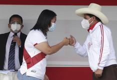 """Pedro Castillo a Keiko Fujimori sobre debate en penal Santa Mónica: """"Nos ponemos de acuerdo y debatimos"""""""
