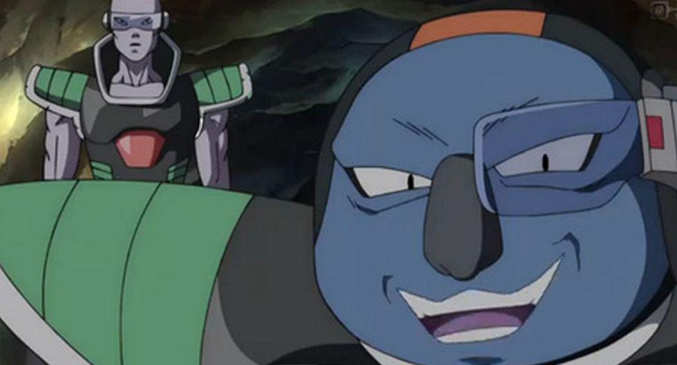"""Tagoma y Sorbet eran totalmente distintos en los primeros bocetos de """"La Resurrección de Freezer"""". (Foto: Toei Animation)"""