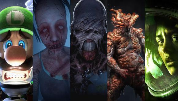 Videojuegos para jugar en Halloween. (Difusión)