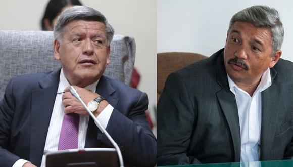 APP es liderado por César Acuña, mientras que el PPC por Alberto Beingolea. (Fotos: GEC)