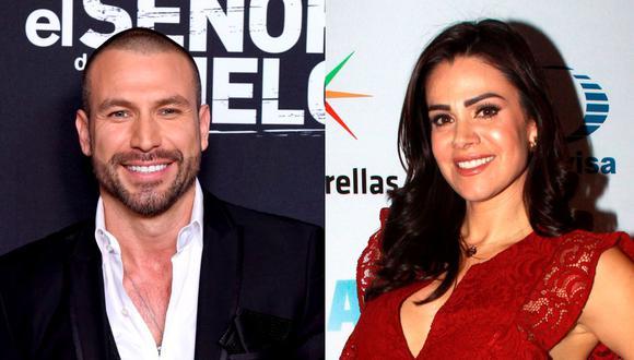 La actriz contó que quería casarse con el actor, pero eso nunca llegó a concretarse (Foto: Telemundo / Televisa)