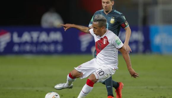 Christian Cueva viene de jugar en el Yeni Malatyaspor de Turquía. (Foto: AFP)