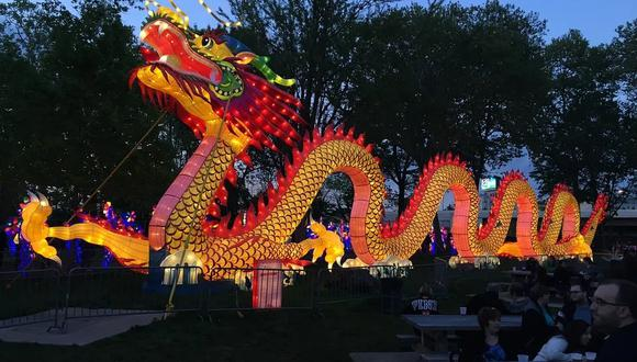 El Año Nuevo Chino es la festividad tradicional más importante del año calendario chino (Foto: Pixabay)