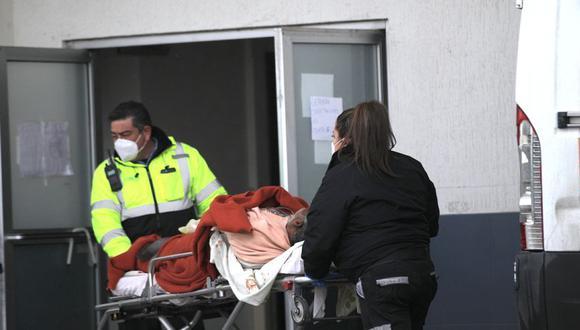 Coronavirus en México | Últimas noticias | Último minuto: reporte de infectados y muertos hoy, viernes 05 de marzo del 2021 | Covid-19 | (Foto: EFE/ Luis Torres).