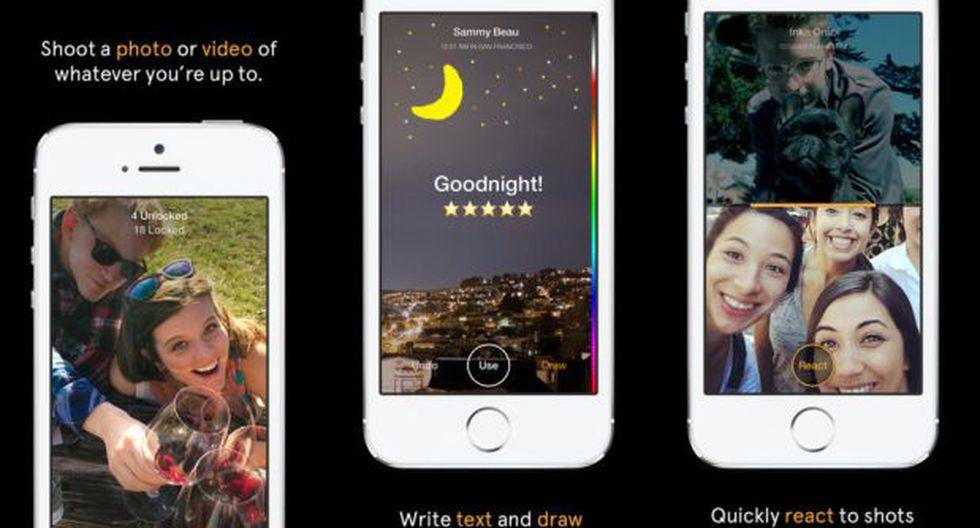 ¿Ya te bajaste Slingshot? Probamos la nueva app de Facebook