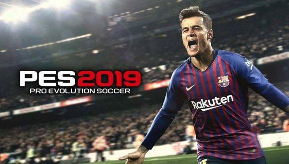 Pro Evolution Soccer 2019 será el videojuego protagonista en el VIII JUEGAPES. (Foto: Konami)
