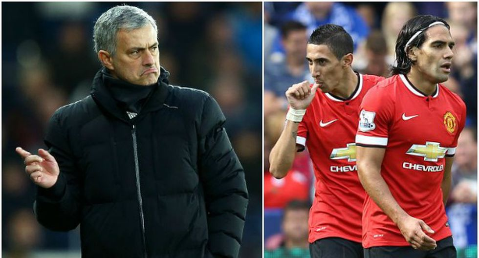 ¿Por qué José Mourinho no quiso contratar a Di María ni Falcao?